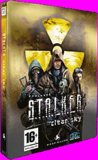 Stalker:Claer Sky - Sběratelská Edice